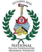 29th National Fallen Firefighters Memorial weekend