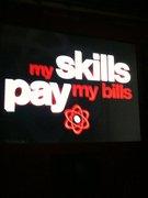 My skills pay my bills