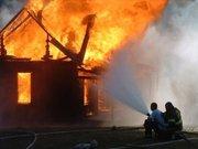 training  fire Oct 05