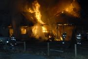 House fire 001