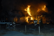 House fire 002