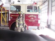 me standing by next to ladder 1