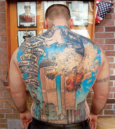 WTC Tattoo