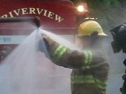 Training- Stopping the flow from a sprinkler head
