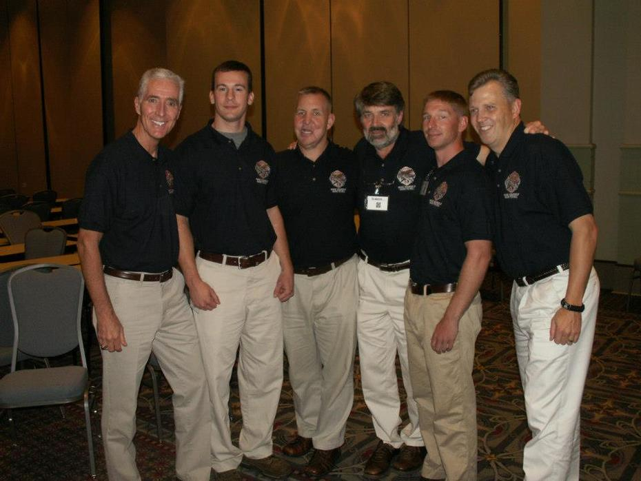 Leadership Under Fire: Making Yourself Hard To Kill, Survival Panelists