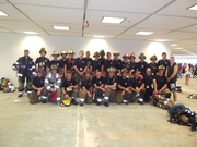 Henrico Firefighters from 2013 9/11 Stair Climb