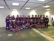 Henrico Fiefighters 2011 Stair Climb