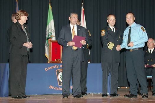 Promotion to Fire LT