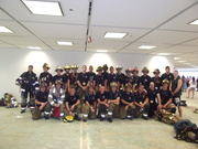 Henrico Firefighters 2012 Stair Climb