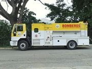 Fire Engines and Vehicles Maracay Station