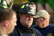 Vehicle Fire Drill at Colonie NY Training Center