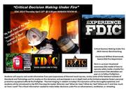 FDIC 2014 MUST SEE CLASS