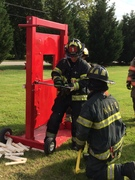Forcible Entry Training at VA State Firefighter's Conference