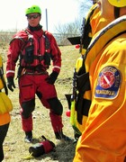 Swiftwater Training with Milwaukee Dive Rescue