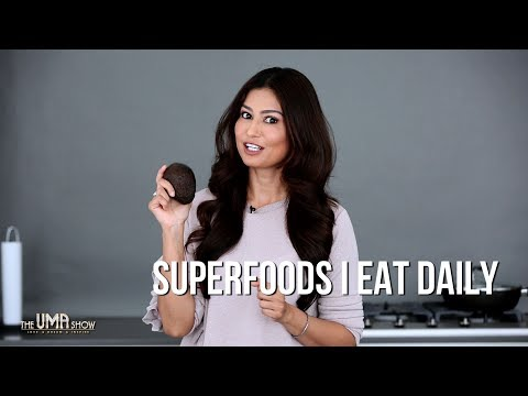 SuperFoods For Superhealth I Eat Daily