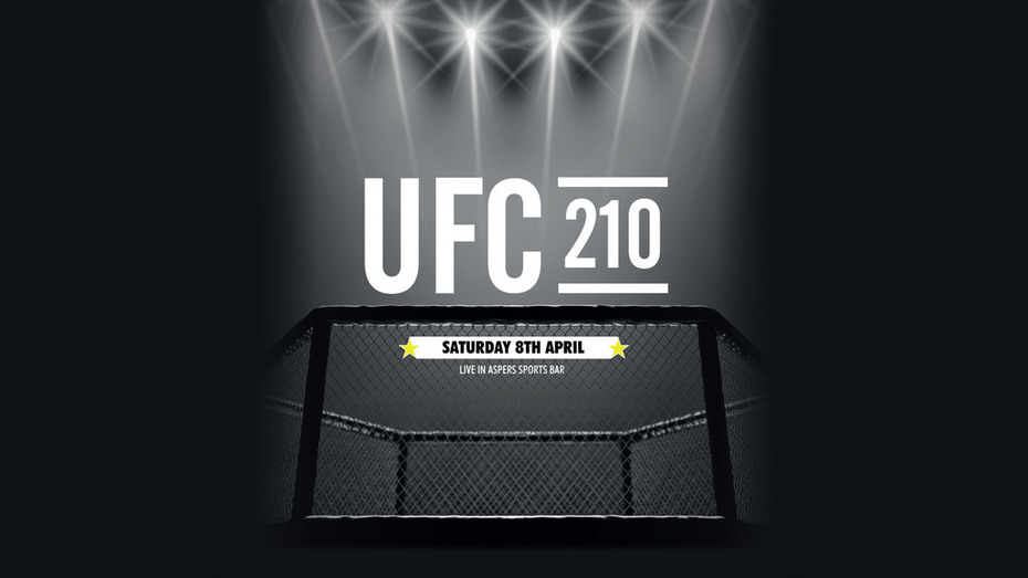 UFC 210 Live