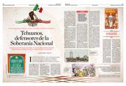Tehuanos, defensores de la Soberanía Nacional
