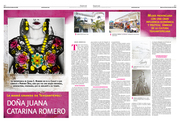 La mamá grande de Tehuantepec:  Doña Juana Catarina Romero