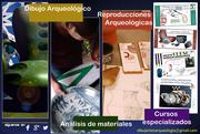 Dibujantes de Arqueologia