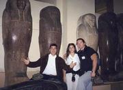 Museo del Cairo año 2000