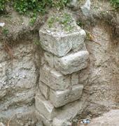 Confirmado con una nueva  excavaciones, la presencia de los símbolos de los dioses de la luz
