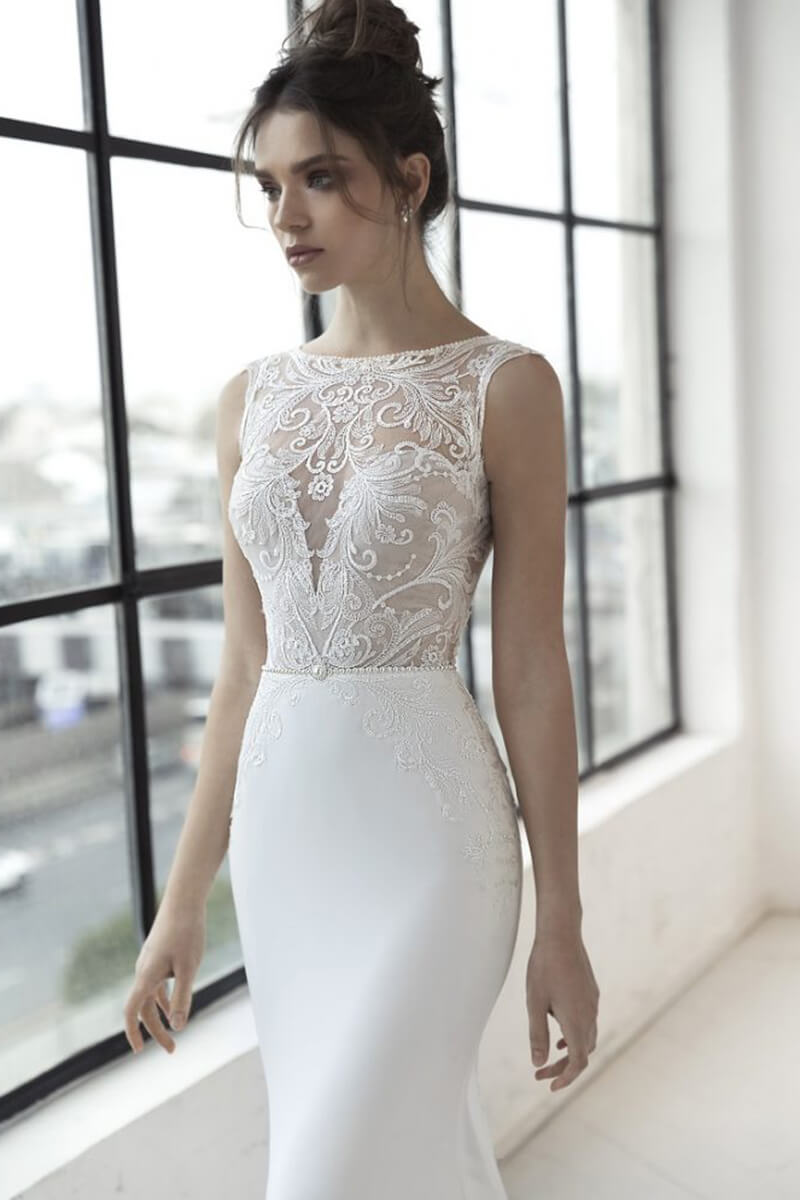 Choose A Beautiful Beach Wedding Dresses Bycouturier Fashion