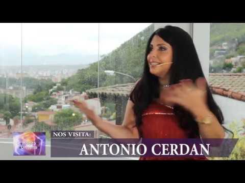 Sanación con los Médicos del cielo Antonio Cerdan en Mágico Universo