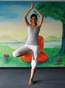Baum-Yoga-Stellung_2 - Yoga Tree Pose