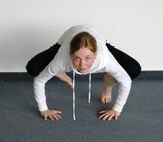Yoga_Kraehe_2 - Kakasana