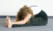Yoga-Vorwaertsbeuge - Forward Bend