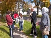 Elba Street Block Club Fall Cleanup