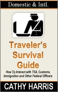 Book - Domestic and Intl. Traveler's Survival Guide
