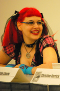 Holly Go-Lightly - Spiritual Themes in Comics Panel