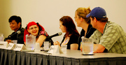 Spiritual Themes in Comics Panel - Discussion continues!