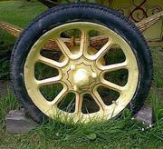 artillery wheels
