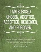Ephesians 1:  11-12