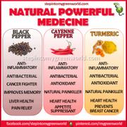 Natural Powerful Medicine