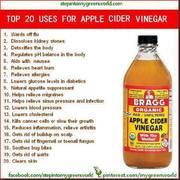 Vinigar as Medicine