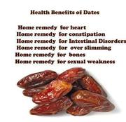 DATES As Home Remadys