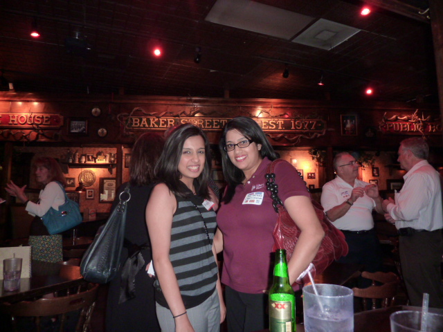 InHouston NW March networking mixer (2)