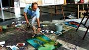 .3INTERNATIONAL ART SYMPOSIUM IN KONYA, TURKEY