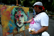 6.INTERNATIONAL ART SYMPOSIUM IN ISTANBUL, TURKEY