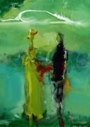 4.INTERNATIONAL ART SYMPOSIUM IN KONYA, TURKEY