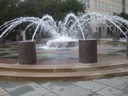 Fountains Charleston in Patio