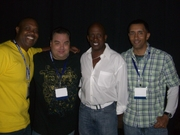 VOICE 2010: Diversity in Voiceover Panel
