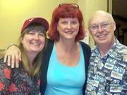 Sonnie Brown, Karin Allers and Jim