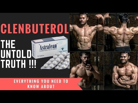 clenbuterol fat burner
