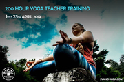 200 Hour Yoga Teacher Training in Rishikesh India (1st April to 25 April 2019)
