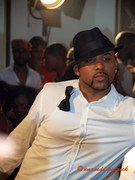 Banky W behind the scenes