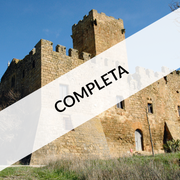 COMPLETA!! - CASTELL DE FLOREJACS + MONTFALCÓ MURALLAT - VISITES GUIADES + BUS - DINAR OPCIONAL